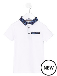 river-island-mini-boys-white-floral-collar-polo-shirt