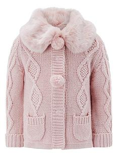 monsoon-baby-ridley-fur-collar-cardigan