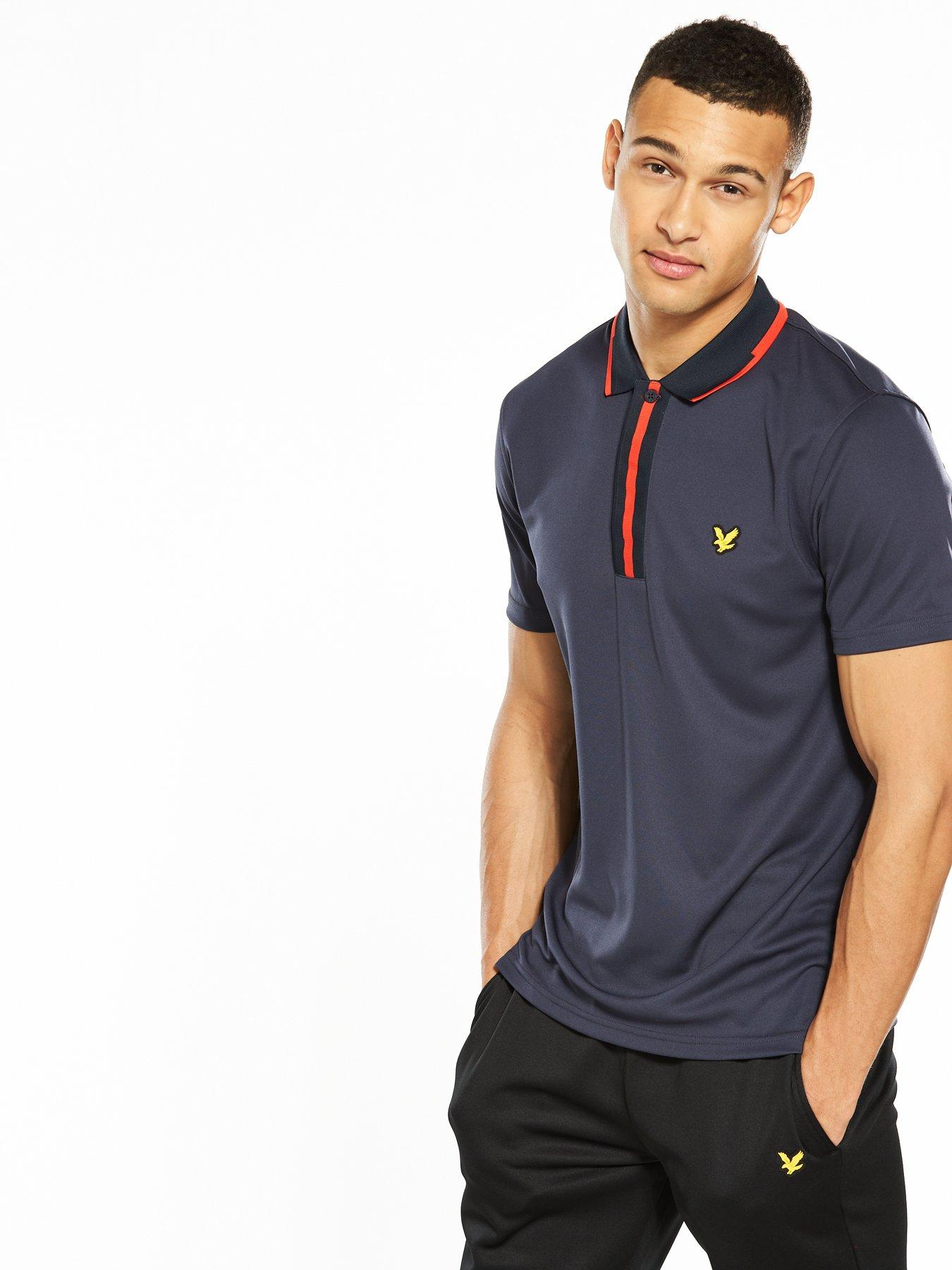 Lyle & Scott Fitness Lyle & Scott Fitness Johnstone Polo