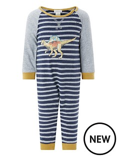 monsoon-newborn-graphic-dinosaur-sleepsuit