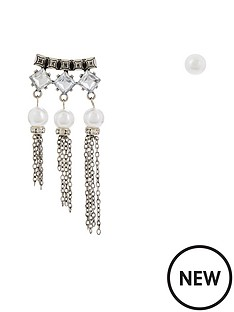 v-by-very-statement-mismatch-earrings-with-pearl-detail