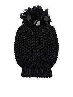 v-by-very-sequin-knitted-pom-pom-beanie