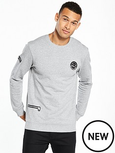 only-sons-only-and-sons-badge-crew-neck-sweat