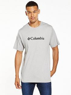columbia-basic-logo-t-shirt