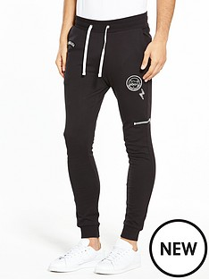 only-sons-only-and-sons-badge-crew-neck-sweat-pant
