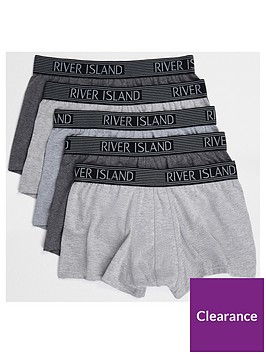 river-island-metallic-5pk-trunk