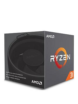amd-amdnbspryzennbsp3nbsp1300x-quad-core-processor-with-wraith-stealth-cooler