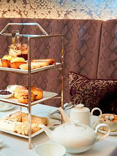 virgin-experience-days-afternoon-tea-for-two-at-bovey-castlenbspdartmoor-national-park-devon