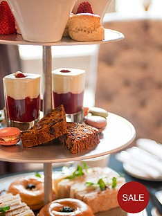 virgin-experience-days-afternoon-tea-for-two-at-chateau-rhianfa-anglesey