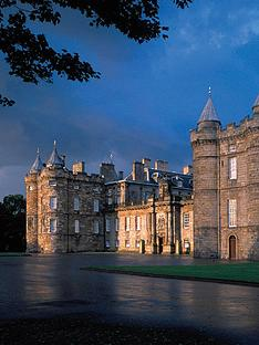 virgin-experience-days-visit-to-the-palace-of-holyroodhousenbspand-vintage-bus-sparkling-afternoon-tea-tour-for-two