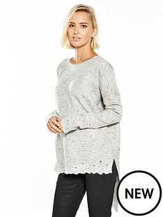 river-island-asymmetric-jumper
