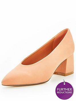 v-by-very-opal-high-vamp-low-block-heel-court-shoe-peach