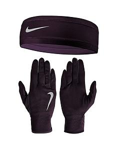 nike-dri-fit-women039s-running-headband-glove-set