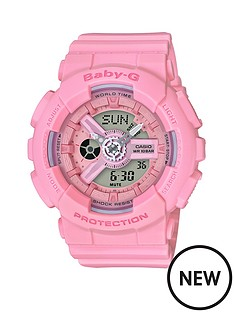 casio-baby-g-casio-baby-g-pink-resin-strap-ladies-watch