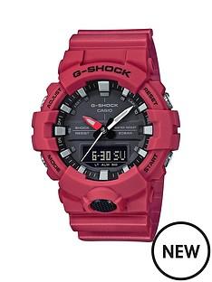 casio-g-shock-casio-g-shock-black-dial-red-resin-strap-mens-watch
