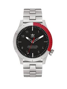 adidas-adidas-cypher-m1-silver-black-amp-red-stainless-steel-strap-mens-watch