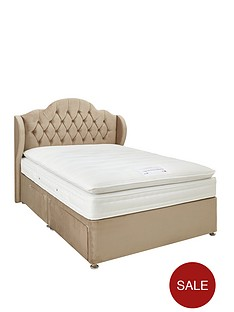 luxe-collection-from-airsprung-harlow-1000-pillowtopnbspdivan-bed-with-storage-options-includes-headboard