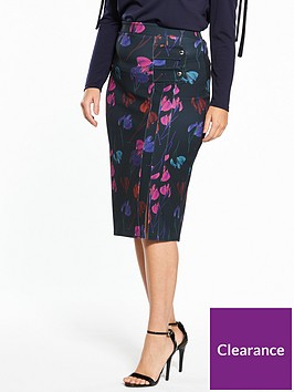 lost-ink-plus-lost-ink-curve-pencil-skirt-in-rainbow-orchid-print