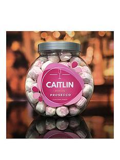 personalised-bon-bon-sweet-jars-prosecco