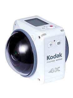 kodak-kodak-pixpro-vr-360-degree-4k-digital-camera-nfc-wifi-white