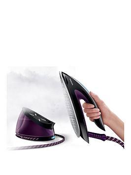 philips-perfectcare-aqua-pro-steam-generator-iron-gc940580-with-450g-steam-boost-purple