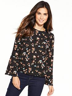 oasis-flocked-rosetti-flower-top