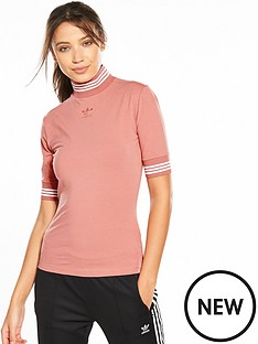 adidas-originals-high-neck-t-shirt-pinknbsp