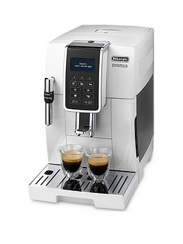 Delonghi   Dinamica Ecam350.35.W Coffee Machine