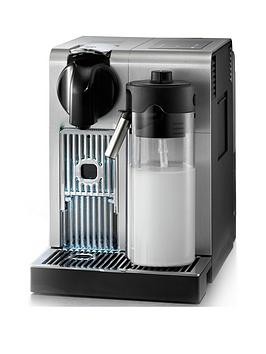 Nespresso   En750.Mb Lattissima Pro By Delonghi Coffee Machine - Silver