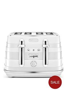 delonghi-avvolta-4-slice-toaster-white