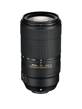Nikon   Af-P 70-300Mm T/4.5-5.6E Ed Vr Lens