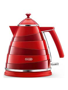 delonghi-avvolta-kettle-red