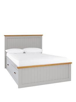 ideal-home-blake-double-bedframe-sleepzone-mattress