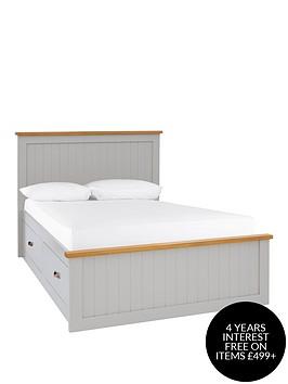 ideal-home-blake-double-bedframe-sleepzone-mattress