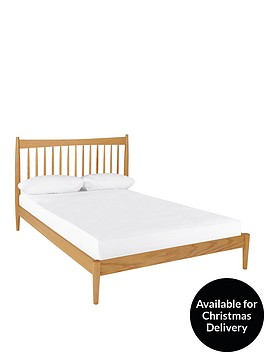 ideal-home-croft-bed-frame-with-mattress-option-buy-and-save