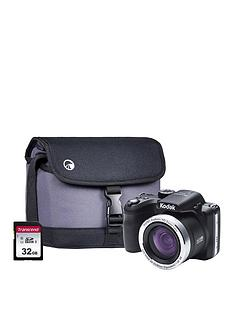 kodak-kodak-pixpro-az422-20mp-42x-zoom-black-camera-kit-inc-16gb-sdhc-card-case