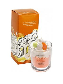 bomb-cosmetics-peach-bellini-candle