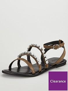 v-by-very-aphrodite-embellished-strappy-flat-sandal-khaki