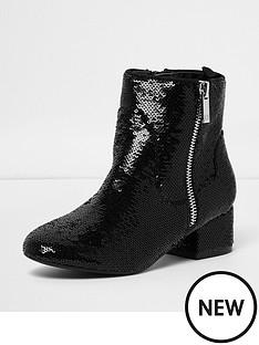 river-island-river-island-sequin-block-heel-boots