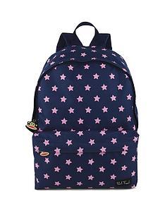 paul-frank-star-print-backpack