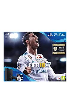 playstation-4-slim-500gb-fifa-18-console-black