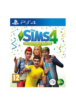 playstation-4-the-sims-4-deluxe-party-edition