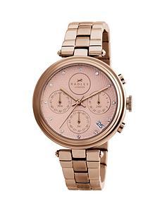 radley-radley-rose-gold-plated-chronograph-watch