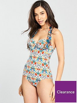 lepel-lepel-paradise-moulded-halter-bandeau-swimsuit