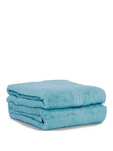 deyongs-sety-of-2-plain-dyed-bath-sheets