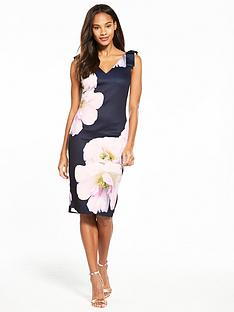 ted-baker-soleia-gardenia-bow-shoulder-bodycon-dress