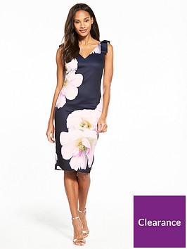 ted-baker-soleia-gardenia-bow-shoulder-bodycon-dress