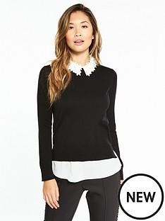 ted-baker-nansea-floral-collar-knitted-jumper