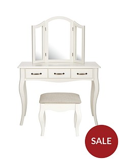 olivia-dressing-table-mirror-and-stool-set
