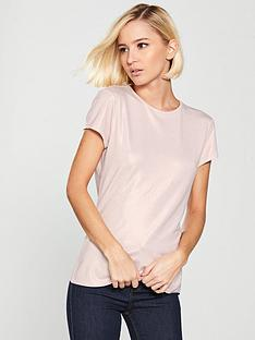 ted-baker-amander-shimmer-fitted-tee